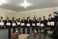 Prefeito, Vice-prefeito e vereadores são diplomados em Novo Progresso