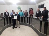 Projeto de Resolução Concede Titulo Honorifico a Cidadão de Novo Progresso.